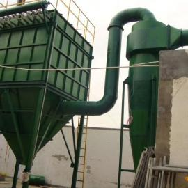 供应DMC小型脉冲除�m器 单机布袋锅炉除�m器 厂家直销