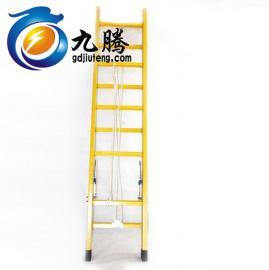 供应5米电工伸缩梯 绝缘伸缩单梯 厂家直销
