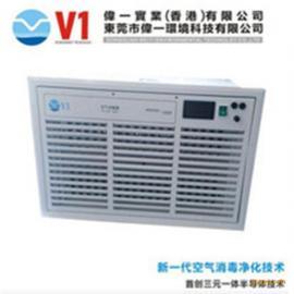 中央空调风机盘管空气净化器消毒设备厂家销售