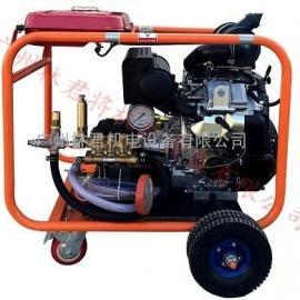 水流高压冷水清洗机 机器型号: HD5015