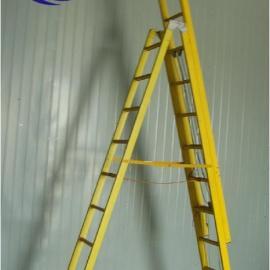 厂家直销绝缘人字梯 单升降梯 人字单升降绝缘梯
