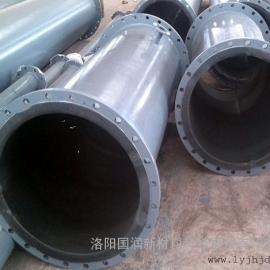 供应衬胶管道 脱硫管 脱硫衬胶管道 耐磨管道