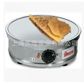 意大利舒文SIRMAN圆形煎饼机、意大利舒文可丽饼机