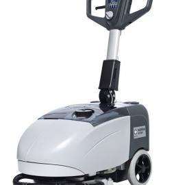 SC351力奇SC351小型洗地吸干机 智能手推式洗地机