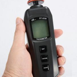台湾路昌DT-2230接触非接触两用转速表