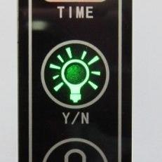电控锁微电脑数显净化门锁