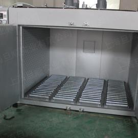 旦顺大型电动台车烘箱,承重烘箱