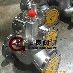 常开型燃气紧急切断阀/燃气紧急切断电磁阀ZCRB原理/价格