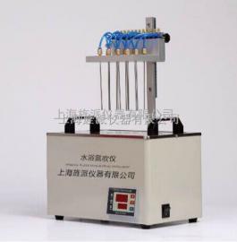 12孔水浴氮吹仪 氮吹仪