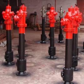 SSFT100/65-1.6防冻自泄防撞型室外地上消火栓