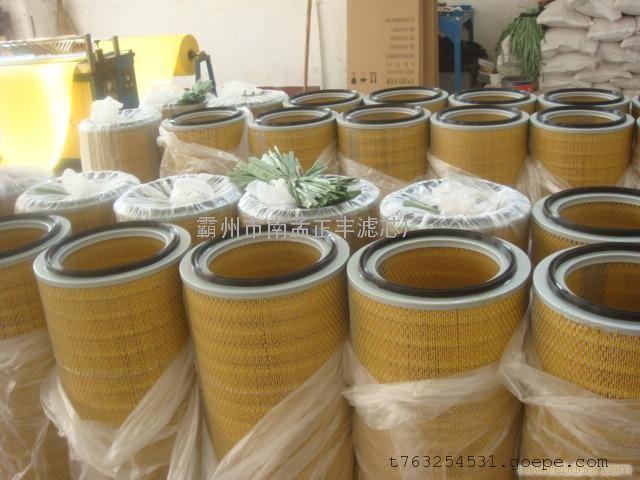 K3275 3290钢厂用自洁式空气过滤器除尘滤筒