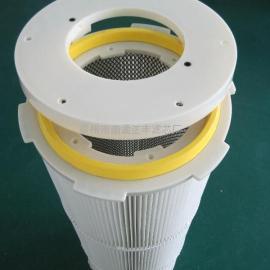 抗阻燃除尘滤芯3266覆膜防静电除尘滤筒