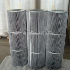 厂家现货耐阻燃除尘滤芯3266粉尘滤筒