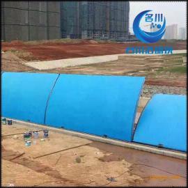 MC液压活动坝已在全国200多各大河床中稳定运行