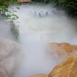 喷雾造景系统