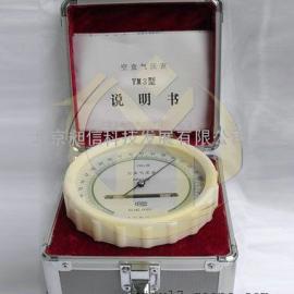 YM3平原型空盒大气压计技术参数 厂家 价格