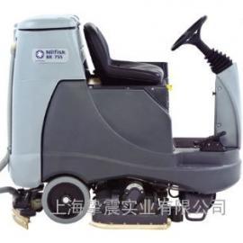 BR 755/755C/855驾驶式洗地机力奇BR855