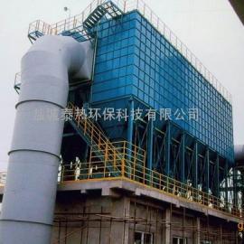煤锅炉烟气粉尘治理自动清灰长布袋除尘器 耐高温 使用寿命长