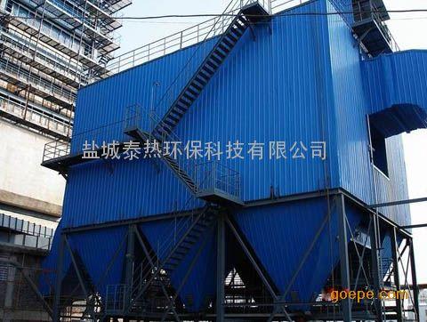 6吨锅炉脉冲袋式 生物质锅炉布袋除尘器