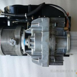 畅诺全无油涡旋空压机新能源电动汽车专用刹车泵