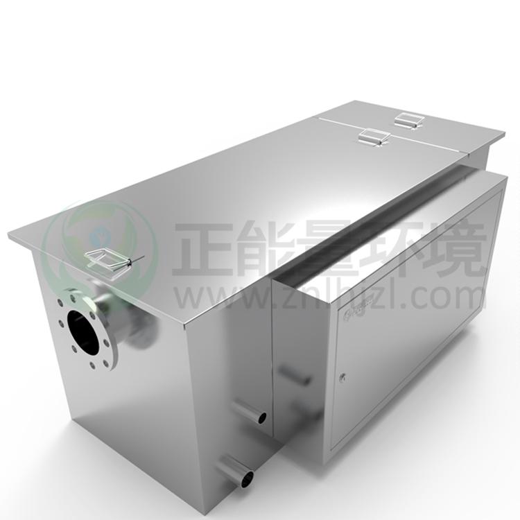 厨房油水分离器,餐饮油水分离器,自动油水分离器,隔油池