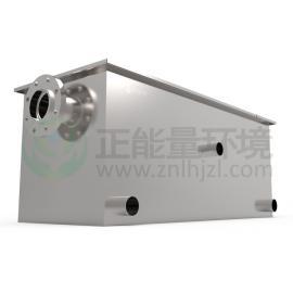 不锈钢餐饮小型油水分离器,不锈钢厨房油水分离器,食堂油水分离器