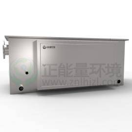 餐饮油水分离器,自动排渣、气浮、加热、刮油、全自动油水分离器