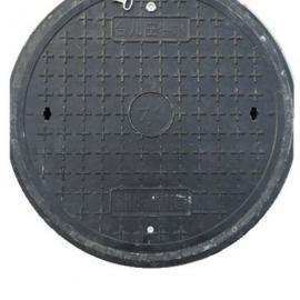 复合材料防盗井盖 树脂材料圆形检查井盖 供应山东井盖市场