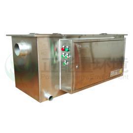 优质新型广州全自动油水分离器 广州餐饮厨房油水分离器