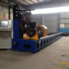 新型管结构数控圆管切割机 凯斯锐KR-XY圆管数控切割机厂家