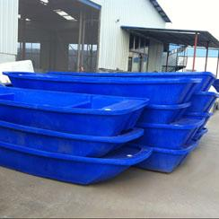 苏州3.2米塑料船,南京4米塑料渔船,无锡6米塑料养殖船
