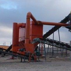 ZC144-6型矿山破碎机布袋除尘器  矿山除尘器