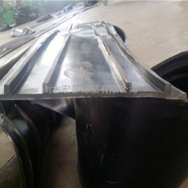 外贴式橡胶止水带 徐州市320×8外贴式止水带