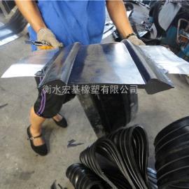 衡水厂家直销中埋式钢边止水带 宏基橡胶止水带现货供应