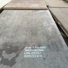 65Mn弹簧钢板现货价格