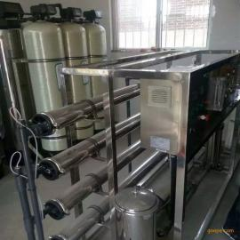 连云港商用直饮净水器 市政银行商用净水器 分体式直饮机