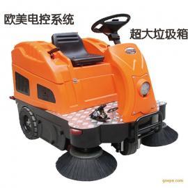 泰安V2小型道路清扫车