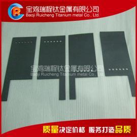 电解法处理印染废水用涂层钛电极 钛阳极厂家直销