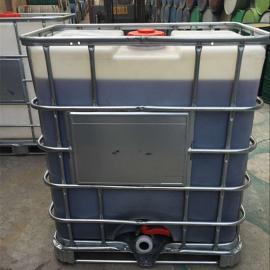 大余0.5吨耐酸碱IBC集装桶PE吨桶500L涂料包装桶