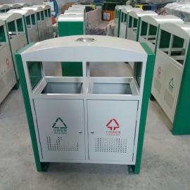 环畅-四川优质户外钢板垃圾桶 景区高端垃圾桶厂家