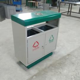环畅垃圾桶厂专业生成钢板垃圾桶 用料扎实 质量更好
