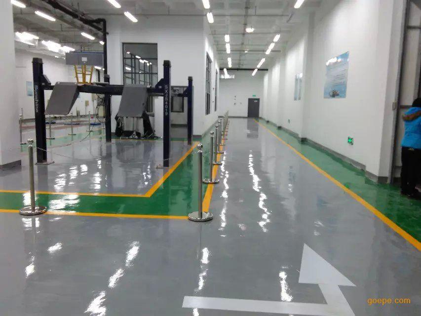 莱芜水性环氧地坪漆的基础处理与施工方案