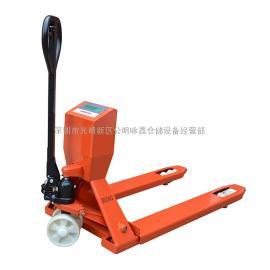 1-3吨深圳电子叉车秤