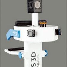 厘米级室内移动绘图扫描仪IMS3D
