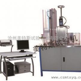 美特斯微机控制土工合成材料水平渗透仪TSY-11A型