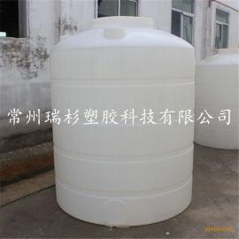 2吨塑料水塔塑料储罐PE储罐厂家直销