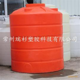 3吨塑料水塔塑料储罐PE储罐厂家直销