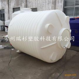 5吨塑料水塔塑料储罐PE储罐厂家直销