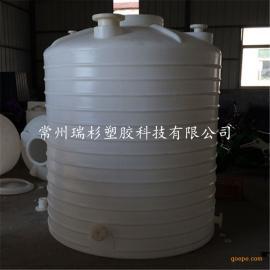 6吨塑料水塔塑料储罐PE储罐厂家直销