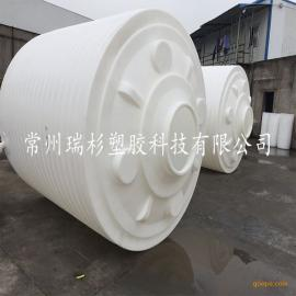8吨塑料水塔塑料储罐PE储罐厂家直销
